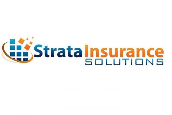Strata Insurance Solutions Logo Large